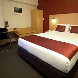 Zimmer ibis Sydney World Square Fotos