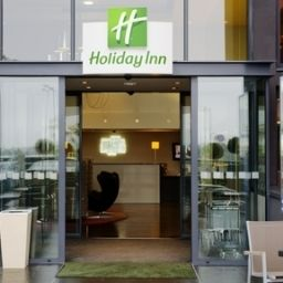 Vista esterna Holiday Inn MULHOUSE Fotos