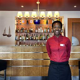 Bar Mercure Lisboa Hotel Fotos