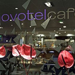 Bar Novotel Paris Creteil Le Lac Fotos