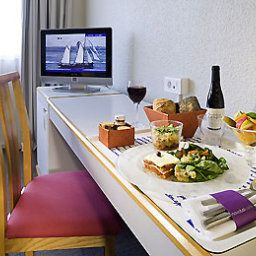 Breakfast room within restaurant Novotel Paris Creteil Le Lac Fotos