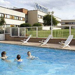 Wellness/Fitness Novotel Reims Tinqueux Fotos