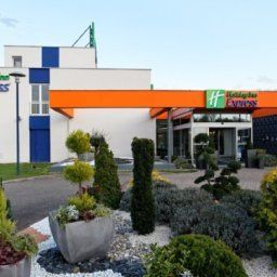 Exterior view Holiday Inn Express STRASBOURG - SUD Fotos