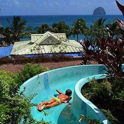 Wellness/fitness area Hotel Rsidence Mercure Diamant Martinique Fotos