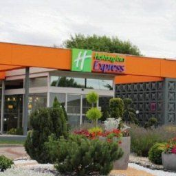 Holiday Inn Express STRASBOURG - SUD Geispolsheim 