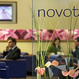 Bar Novotel Paris CDG Terminal Fotos