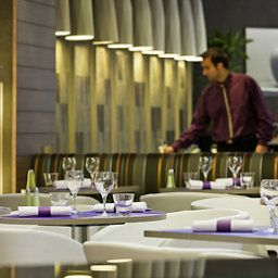 Breakfast room within restaurant Novotel Paris CDG Terminal Fotos