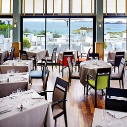 Breakfast room within restaurant Novotel Thalassa Dinard Fotos