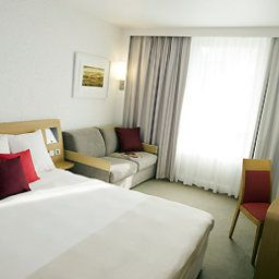 Room Novotel Saint Quentin Golf National Fotos