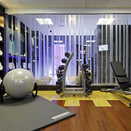 Wellness/fitness area Novotel Paris Orly Rungis Fotos