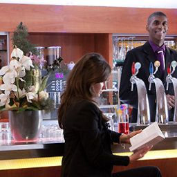 Bar Novotel Paris Gare de Lyon Fotos