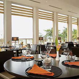 Breakfast room within restaurant Novotel Cotonou Orisha Fotos