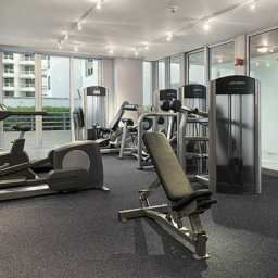 Wellness/fitness Hilton Bentley MiamiSouth Beach Fotos