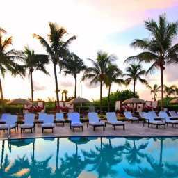 Pool Hilton Bentley MiamiSouth Beach Fotos