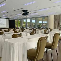 Salle de séminaires Hilton Bentley MiamiSouth Beach Fotos