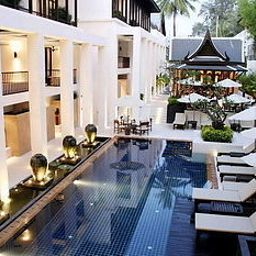 Pool Manathai Resort Surin Beach Fotos
