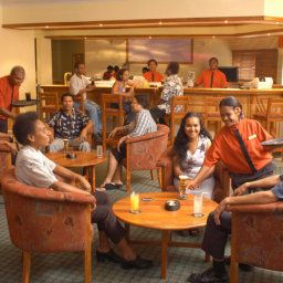 Bar Holiday Inn PORT MORESBY Fotos