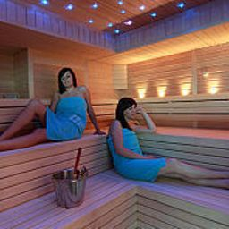 Wellness area Aristos Fotos