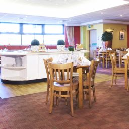 Breakfast room within restaurant Campanile Glasgow Secc Fotos