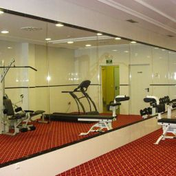 Wellness/Fitness TRYP Leon Hotel Fotos