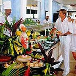 Buffet MELIA CARIBE TROPICAL Fotos