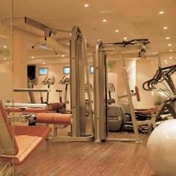 Fitness room Radisson Blu Edwardian Manchester Fotos