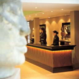 Hall Radisson Blu Edwardian Manchester Fotos