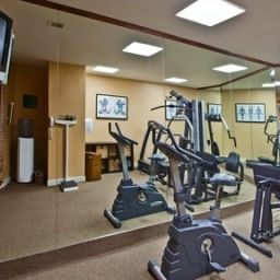 Wellness/fitness area Holiday Inn MIAMI BEACH-OCEANFRONT Fotos