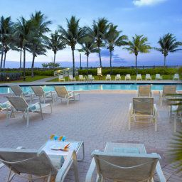 Pool Holiday Inn MIAMI BEACH-OCEANFRONT Fotos