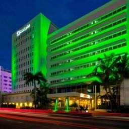 Exterior view Holiday Inn MIAMI BEACH-OCEANFRONT Fotos