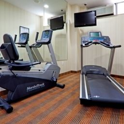 Wellness/fitness Holiday Inn Express LAGUARDIA ARPT Fotos