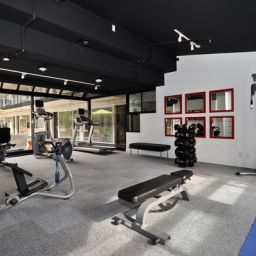 Wellness/Fitness BEST WESTERN PLUS Americania Fotos