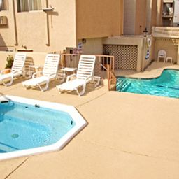 Pool BEST WESTERN PLUS Royal Palace Inn & Suites Fotos