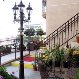 Vista esterna BEST WESTERN PLUS Cabrillo Garden Inn Fotos