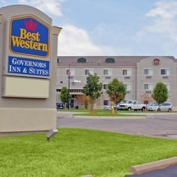Vista exterior BEST WESTERN Governors Inn & Suites Fotos