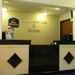 Hall BEST WESTERN Governors Inn & Suites Fotos