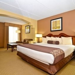 Интерьер BEST WESTERN PLUS Windsor Suites Fotos