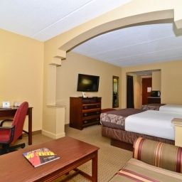 Номер BEST WESTERN PLUS Windsor Suites Fotos