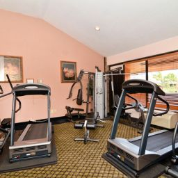 Wellness/Fitness BEST WESTERN PLUS Saddleback Inn & Conference Center Fotos