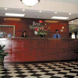 Hall BEST WESTERN Plaza Hotel & Suites at Medical Center Fotos