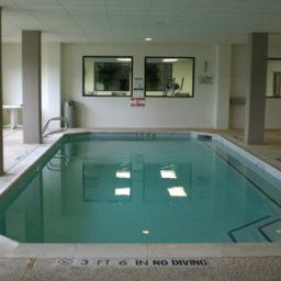 Pool BEST WESTERN Plaza Hotel & Suites at Medical Center Fotos
