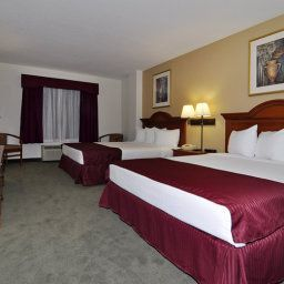 Suite BEST WESTERN Plaza Hotel & Suites at Medical Center Fotos