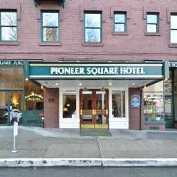 Exterior view BEST WESTERN PLUS Pioneer Square Hotel Fotos