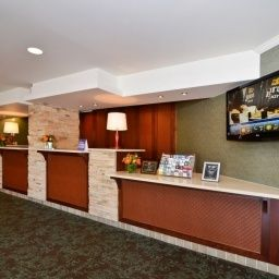 Hall BEST WESTERN PLUS Langley Inn Fotos