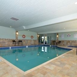 Pool BEST WESTERN PLUS Langley Inn Fotos
