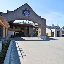 Exterior view BEST WESTERN PLUS Langley Inn Fotos