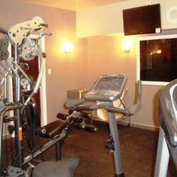 Sala spa/fitness BEST WESTERN PLUS Chelsea Inn Fotos