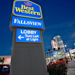 Exterior view BEST WESTERN Fallsview Fotos