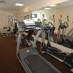 Remise en forme Best Western Plus Travel Hotel Toronto Airport Fotos