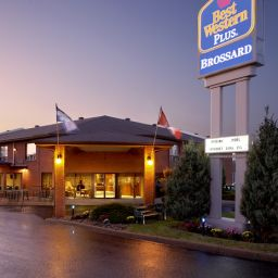 Vista exterior BEST WESTERN PLUS Brossard Fotos